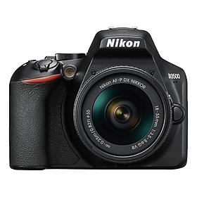 Máy Ảnh Nikon D3500 + 18-55mm VR - Hàng Chính Hãng