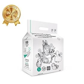 Bỉm/Tã quần Momo Rabbit Classic nội địa Hàn Quốc size L 28 miếng (Bé từ 8-12kg)