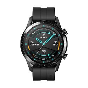 HUAWEI WATCH GT 2 46mm 5ATM Waterproof Sport Smartwatch Smart Watch with BT5.1 Music Download Player 14 Days Standby