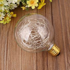Đèn LED Edison 50 LED E27 G95 (1.6W)