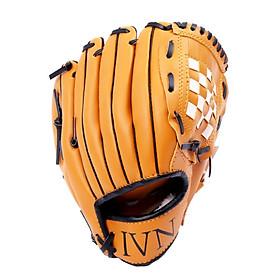 Găng tay bóng chày da 11.5 inch (Vàng nâu)