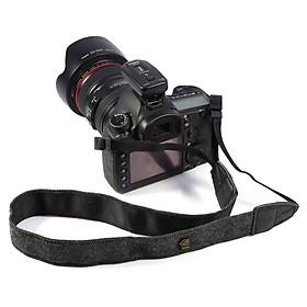 Dây đeo chống mỏi canvas cho máy ảnh - Q00311