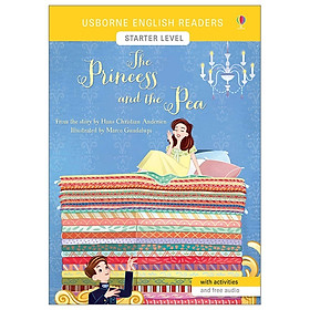 The Princess And The Pea - Usborne English Readers Starter Level