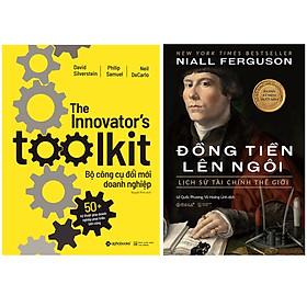 Combo Sách : Bộ Công Cụ Đổi Mới Doanh Nghiệp (The Innovator's Toolkit) + Đồng Tiền Lên Ngôi - Lịch Sử Tài Chính Thế Giới
