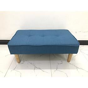 Ghế đôn chữ nhật sofa phòng khách sopha sivali06 salon