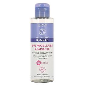 Nước tẩy trang dịu nhẹ dành cho da nhạy cảm Eau Thermale Jonzac Soothing Micellaire Water 150ml