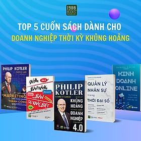Combo 5 Cuốn Sách Dành Cho Doanh Nghiệp Thời Kỳ Khủng Hoảng