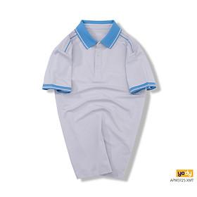 Áo Phông Polo Nam YODY Phối Vai Trẻ Trung Chất Liệu Coolmax Thoáng Mát Thấm Hút Mồ Hôi Tốt - APM3725