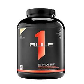 TPBS RULE 1 Protein Isolate Whey- Sữa tăng cơ, giảm mỡ - Hàng chính hãng (5lbs)