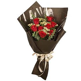 Bó hoa tươi - Nụ Hồng Cho Em 3931