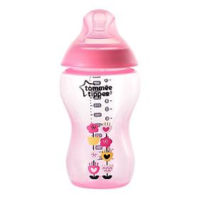 Bình sữa Tommee Tippee PP 340ml 1 bình Hồng - Closer to Nature