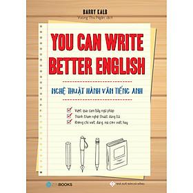 [Download sách] Nghệ Thuật Hành Văn Tiếng Anh