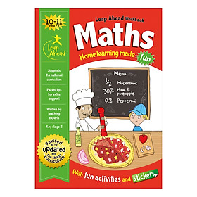 Leap Ahead: 10-11 Years Maths