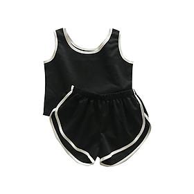 Bộ đồ tập Gym nữ Sportslink 2 mảnh phong cách Hàn Quốc Ruby TB592