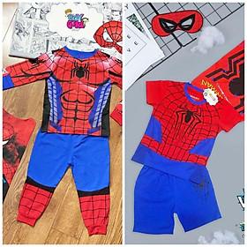 Quần áo siêu nhân hóa trang Người Nhện - SpiderMan, tặng kèm phụ kiện