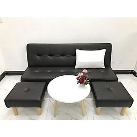 Bộ ghế sofa bed, sofa giường phòng khách Sivali08