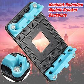 CPU Heatsink Retention Module Bracket Backplate Black For AM2 / AM3 / FM1 /  *