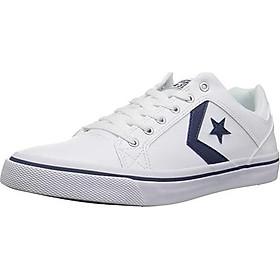Converse men's El Distrito Leather Low Top Sneaker