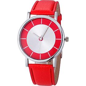 Quartz Wristwatch Strap Watch Leisure Time Silver Shell Gifts Valentine'S Day Bracelet
