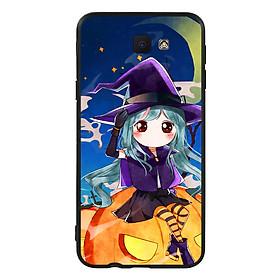 Hình đại diện sản phẩm Ốp lưng Halloween viền TPU cho điện thoại Samsung Galaxy J5 Prime - Mẫu 04