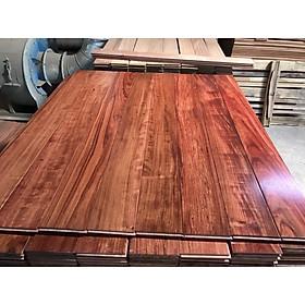 Sàn gỗ tự nhiên CẨM LAI 15x95x900