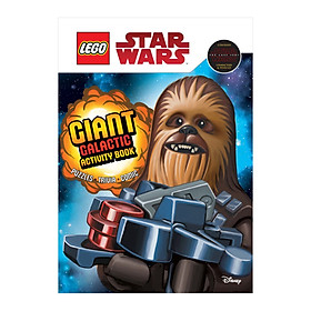 Lego Star Wars: Giant Galactic Activity Book