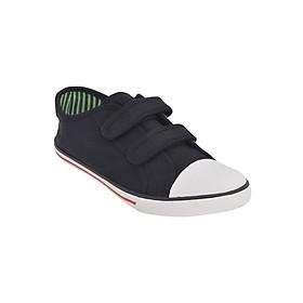 Giày Vải Nữ MIDO'S 79-MD13-BLACK - Đen