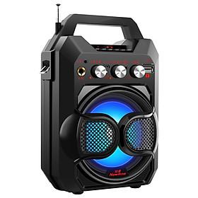 Loa Bluetooth Ngoài Trời Công Suất Cao NEWMAN K88 - Đỏ