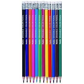 Bộ 12 Bút Chì Màu Tẩy Được Helix