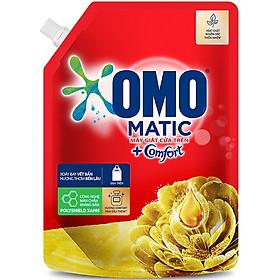 Túi Nước Giặt OMO Matic Comfort Hương Tinh dầu thơm 2.0kg