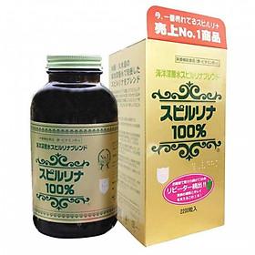 Thực phẩm chức năng Tảo xoắn Spirulina nội địa Nhật Bản 2200 viên