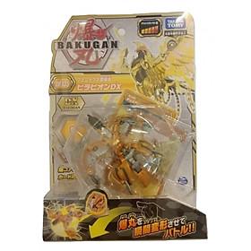 Quyết Đấu Bakugan - Siêu Chiến Binh Phượng Hoàng Pyravian Gold - Baku035
