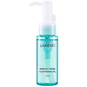 Dầu tẩy trang dịu nhẹ Laneige Perfect Pore Cleansing Oil 50ml