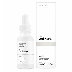 Tinh chất dưỡng The Ordinary Buffet Serum 30ml