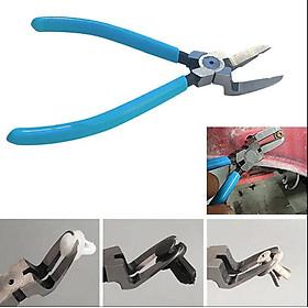 Car Fuel Line Pliers Petrol Clip Pipe Hose Connector Fastener Clips Pliers Release Removal Plier Car Repair Puller Tool