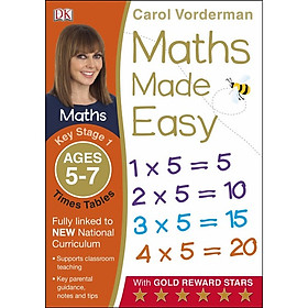 Times Tables Ages 5-7 Key Stage 1