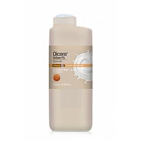 Sữa Dưỡng Thể Hạnh Nhân Và Hạt Dẻ BODY MILK VITAMIN B Almonds & Nuts DICORA URBAN FIT 00122803 (400ml)