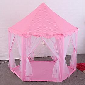 Lều ngủ công chúa, hoàng tử 140cm x 140cm x 135cm