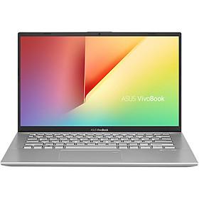 Laptop Asus Vivobook 14 A412FJ-EK387T (Core i5-10210U/ 8GB DDR4 (4GBx2) 2400MHz/ 512GB SSD M.2 PCIE/ MX230 2GB GDDR5/ 14 FHD/ Win10) - Hàng Chính Hãng