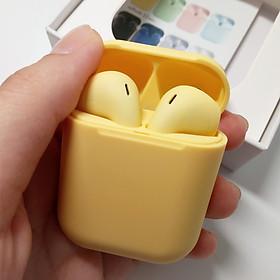 Tai nghe Inpod i12 TWS Bluetooth 5.0 cho iPhone và Android kèm Hộp sạc - Hàng nhập khẩu