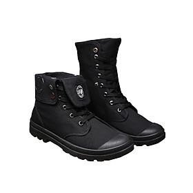 Giày nam cao cổ đa năng G16 đen