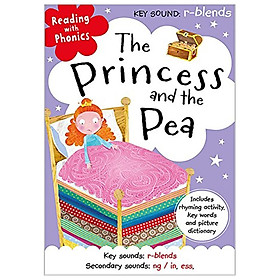The Princess and the Pea (Reading with Phonics) Hardcover