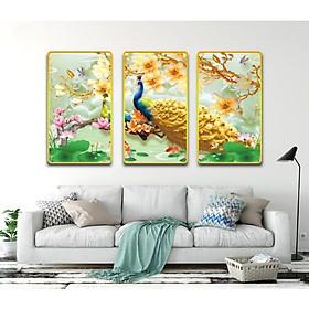 Tranh Linh Vật Phong Thủy - CPRDB015