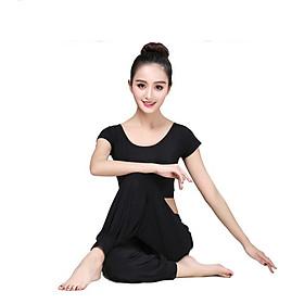 Bộ đồ tập thể thao REAL-LION Yoga Alibaba múa bụng cực đẹp - RL22