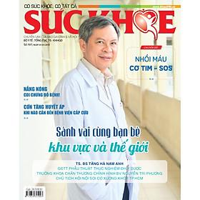 Tạp Chí Sức Khỏe Số 197 - Thông tin Sức khỏe dành cho mọi nhà