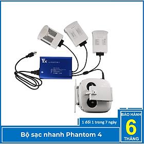 Bộ sạc nhanh Phantom 4 - Hàng chính hãng YXtech