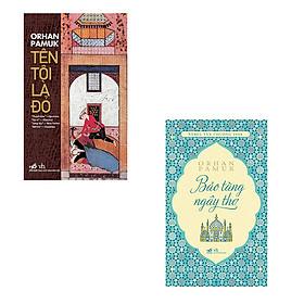 Bộ 2 cuốn tác giả Orhan Pamuk: Tên Tôi Là Đỏ - Bảo Tàng Ngây Thơ