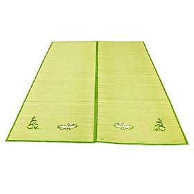 Chiếu cỏ Na gập đôi loại đẹp kích thước 1m5, 1m6, 1m8