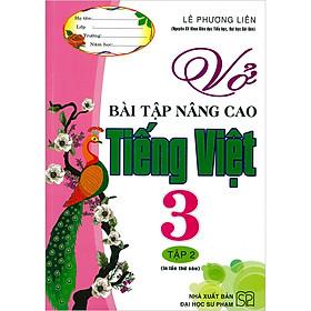Vở Bài Tập Nâng Cao Tiếng Việt 3 Tập 2