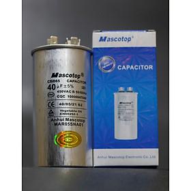 Tụ điện máy điều hòa Mascotop CBB65